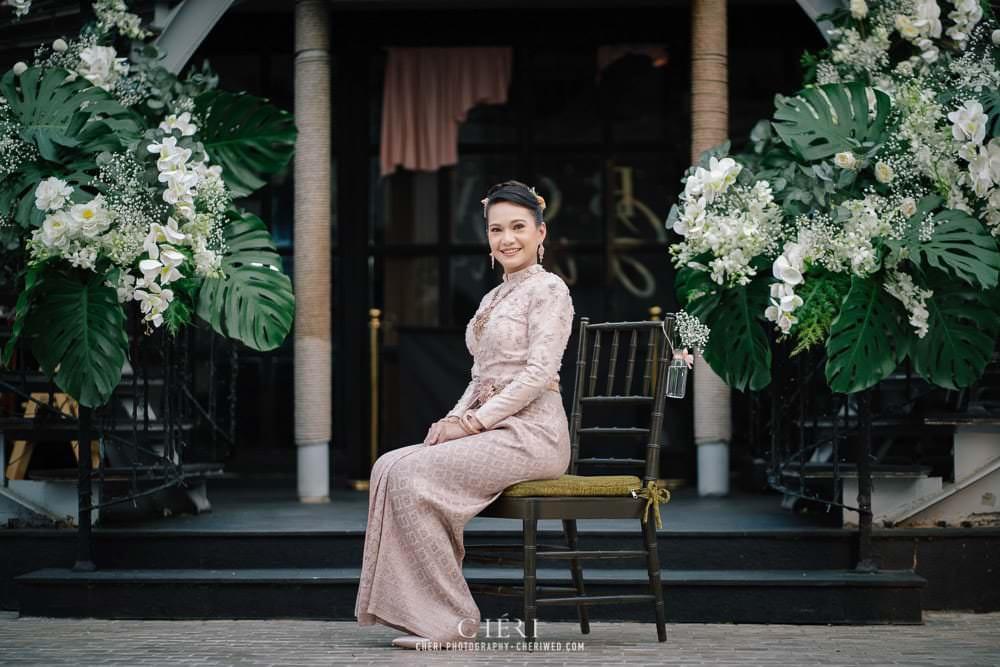 รวมภาพเจ้าสาวในชุดไทยจักรี ชุดไทยจักรพรรดิ 2020 - Beautiful Bride in Thai Traditional Wedding Dress 13