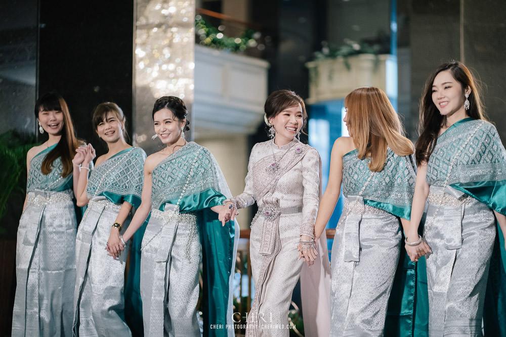 swissotel bangkok ratchada thai wedding ceremony 14