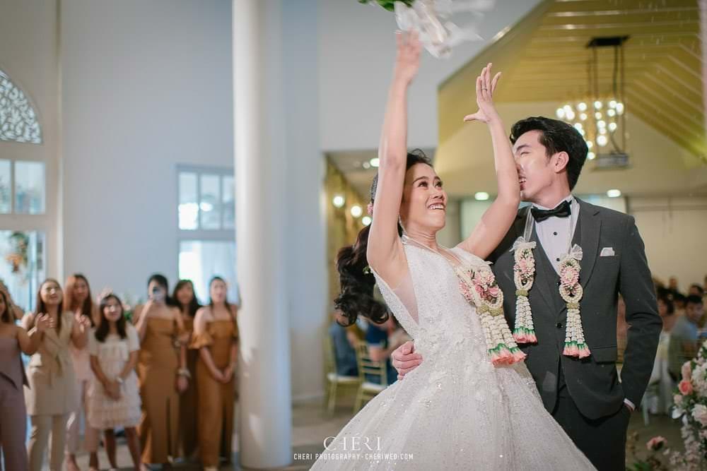 RuenPraKaiPetch wedding reception in bangkok cheri wedding 138 - งานฉลองมงคลสมรส แต่งงาน เรือนประกายเพชร เรือนไทยสไตล์โคโลเนียล คุณสุนิธี และคุณนัฐวุฒิ