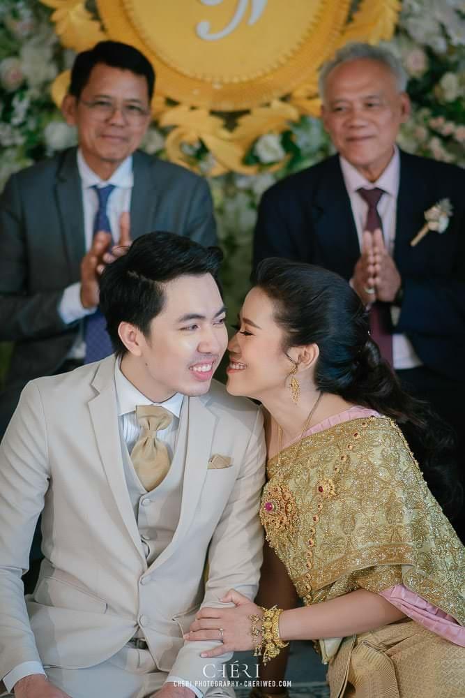RuenPraKaiPetch thai wedding ceremony cheri weding 185 - รีวิว ภาพถ่ายผลงาน งานแต่งพิธีหมั้นแบบไทย สถานที่จัดงานแต่งงาน ริมทะเลสาบ เรือนประกายเพชร เรือนไทยสไตล์โคโลเนียล คุณสุนิธี และคุณนัฐวุฒิ