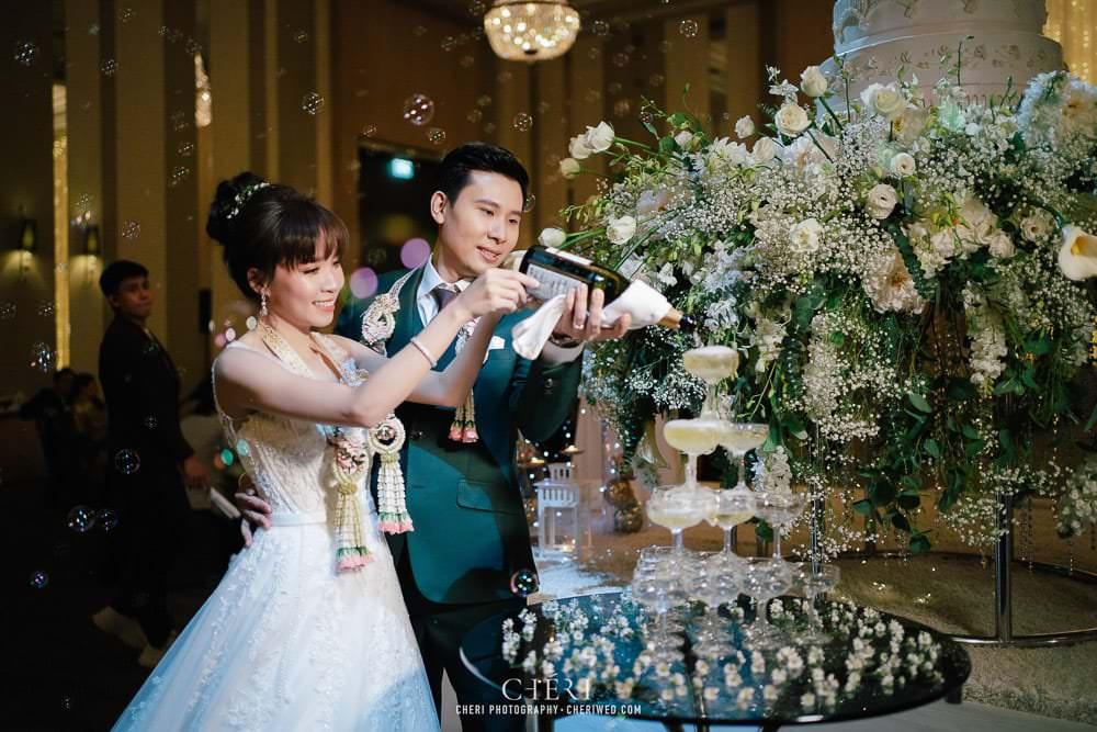 รีวิว งาน แต่งงาน งานเลี้ยงฉลองมงคลสมรส คุณขวัญ และคุณไอซ์ โรงแรมสวิสโซเทล กรุงเทพ รัชดา, Review Luxurious Wedding Reception at Swissotel Bangkok Ratchada, Kwan and Ice 159
