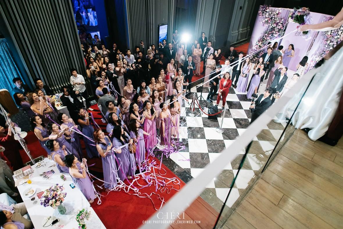 so sofitel bangkok wedding reception cheriwed tua pa 277 - SO Sofitel Bangkok Wedding Reception of Pa and Tua - งานแต่งงานสุดชิคในธีมสีม่วง ทุ่งลาเวนเดอร์ ที่โรงแรม โซ โซฟิเทล เเบงคอก