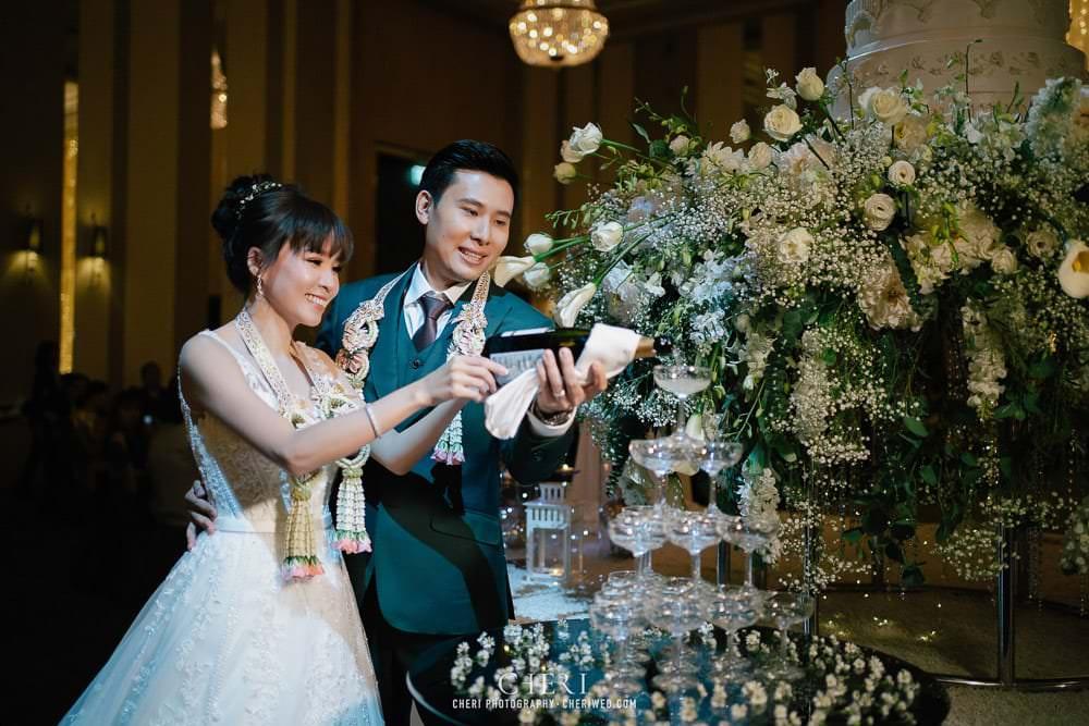 รีวิว งาน แต่งงาน งานเลี้ยงฉลองมงคลสมรส คุณขวัญ และคุณไอซ์ โรงแรมสวิสโซเทล กรุงเทพ รัชดา, Review Luxurious Wedding Reception at Swissotel Bangkok Ratchada, Kwan and Ice 156