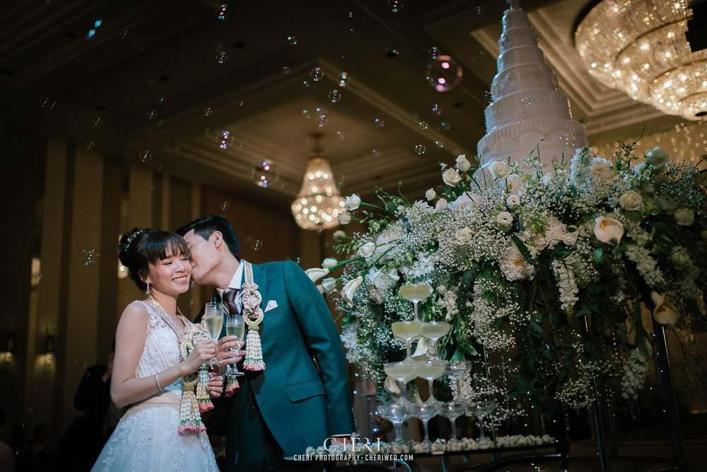 รีวิว งาน แต่งงาน งานเลี้ยงฉลองมงคลสมรส คุณขวัญ และคุณไอซ์ โรงแรมสวิสโซเทล กรุงเทพ รัชดา, Review Luxurious Wedding Reception at Swissotel Bangkok Ratchada, Kwan and Ice 164