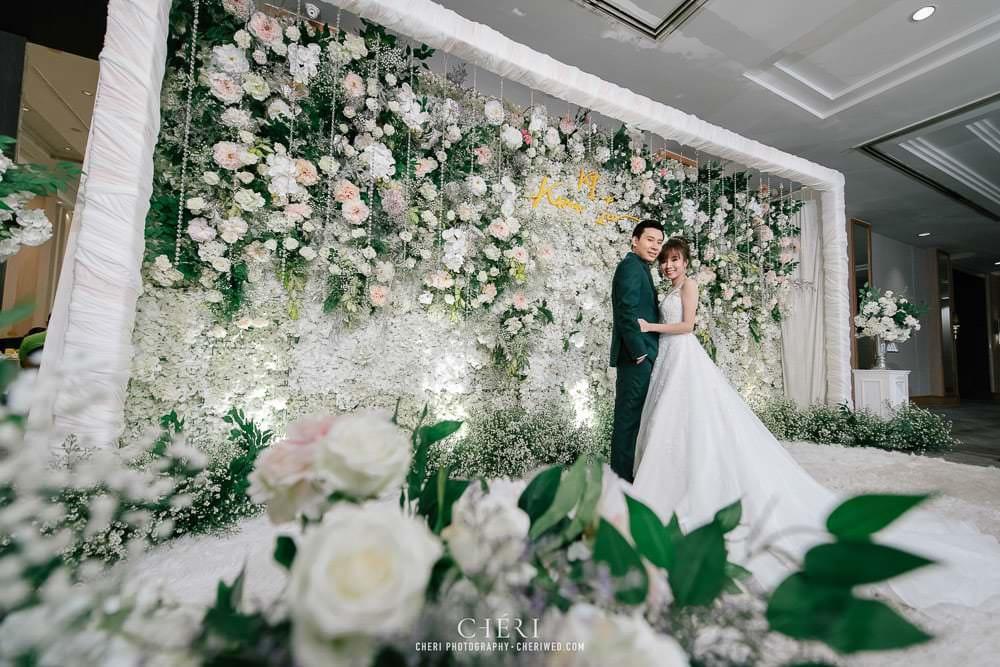 รีวิว งาน แต่งงาน งานเลี้ยงฉลองมงคลสมรส คุณขวัญ และคุณไอซ์ โรงแรมสวิสโซเทล กรุงเทพ รัชดา, Review Luxurious Wedding Reception at Swissotel Bangkok Ratchada, Kwan and Ice 78