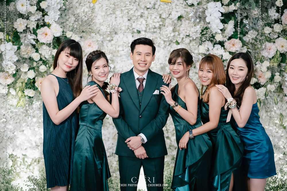 รีวิว งาน แต่งงาน งานเลี้ยงฉลองมงคลสมรส คุณขวัญ และคุณไอซ์ โรงแรมสวิสโซเทล กรุงเทพ รัชดา, Review Luxurious Wedding Reception at Swissotel Bangkok Ratchada, Kwan and Ice 82