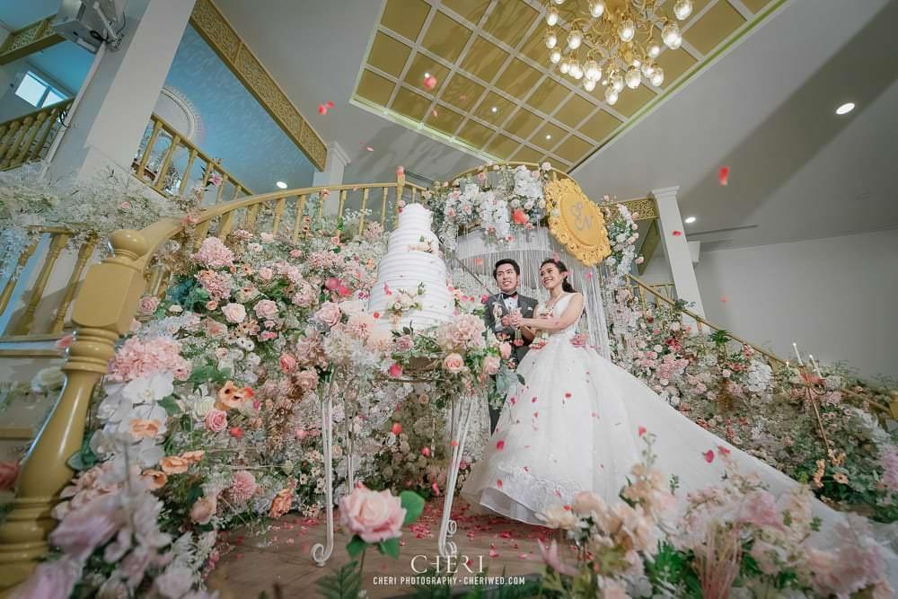 RuenPraKaiPetch wedding reception in bangkok cheri wedding 117 - งานฉลองมงคลสมรส แต่งงาน เรือนประกายเพชร เรือนไทยสไตล์โคโลเนียล คุณสุนิธี และคุณนัฐวุฒิ
