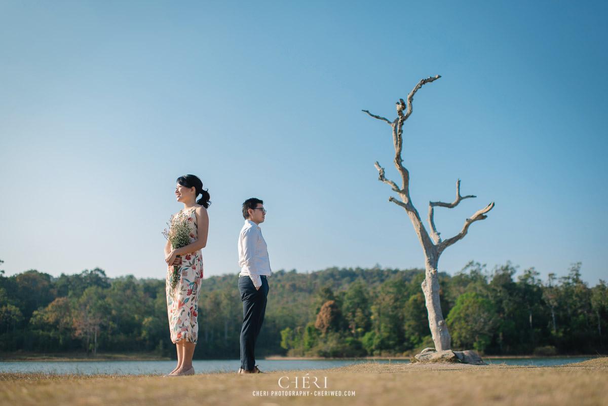 Pre Wedding เขาใหญ่ Khao Yai Thailand, Aly & Ken Singapore