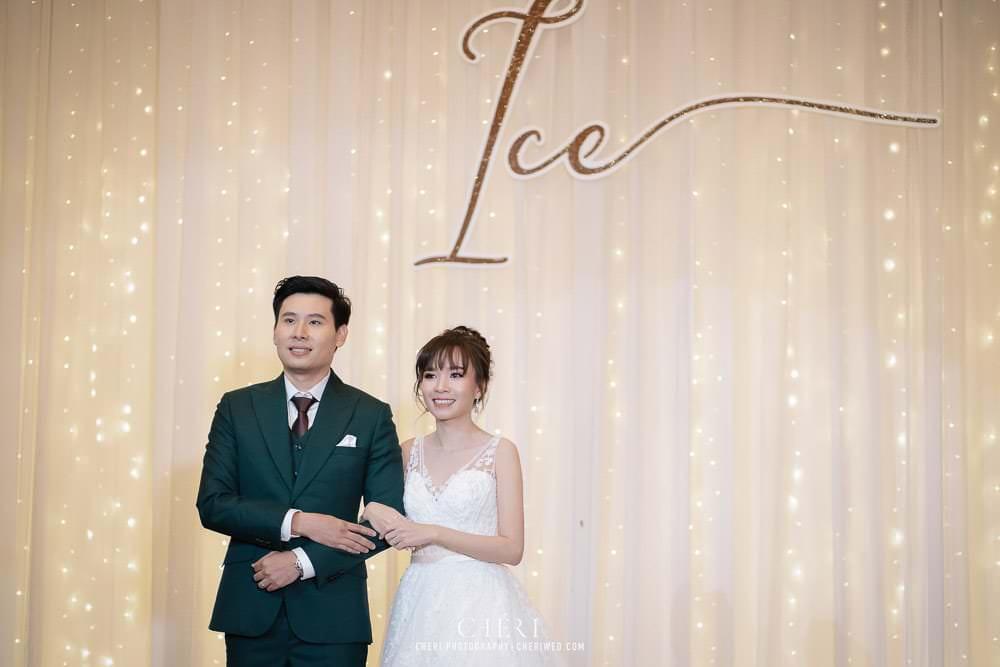 รีวิว งาน แต่งงาน งานเลี้ยงฉลองมงคลสมรส คุณขวัญ และคุณไอซ์ โรงแรมสวิสโซเทล กรุงเทพ รัชดา, Review Luxurious Wedding Reception at Swissotel Bangkok Ratchada, Kwan and Ice 117