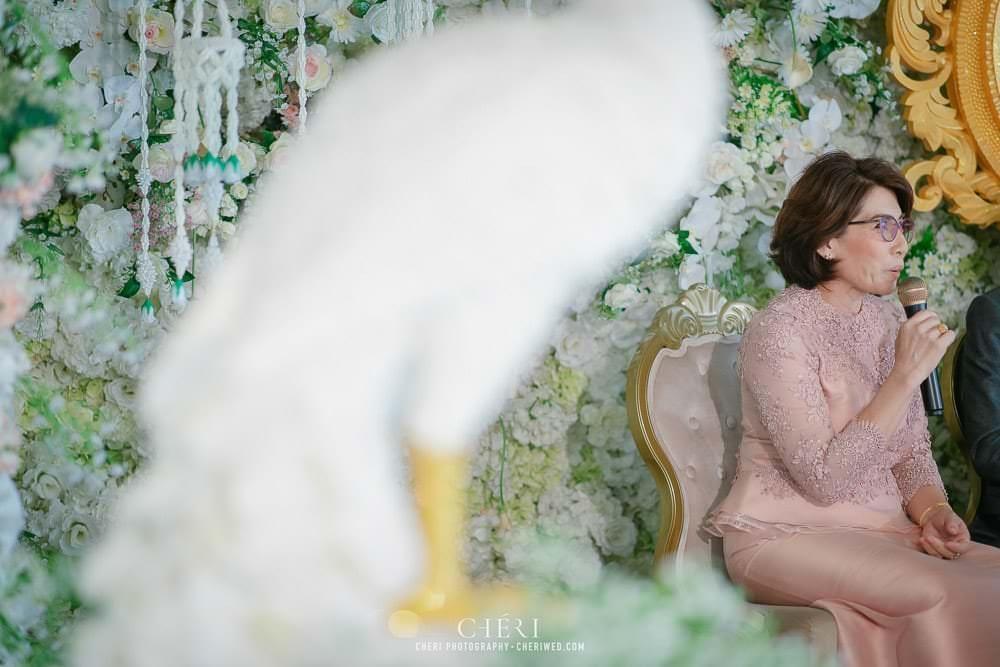 RuenPraKaiPetch thai wedding ceremony cheri weding 135 - รีวิว ภาพถ่ายผลงาน งานแต่งพิธีหมั้นแบบไทย สถานที่จัดงานแต่งงาน ริมทะเลสาบ เรือนประกายเพชร เรือนไทยสไตล์โคโลเนียล คุณสุนิธี และคุณนัฐวุฒิ