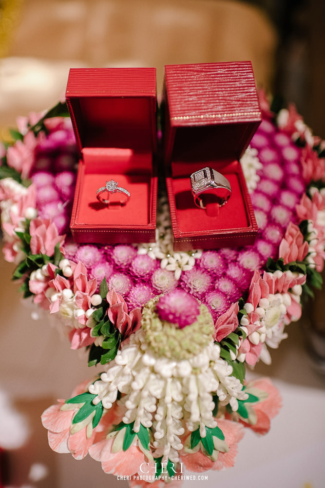 tawana bangkok hotel thai wedding ceremony 13