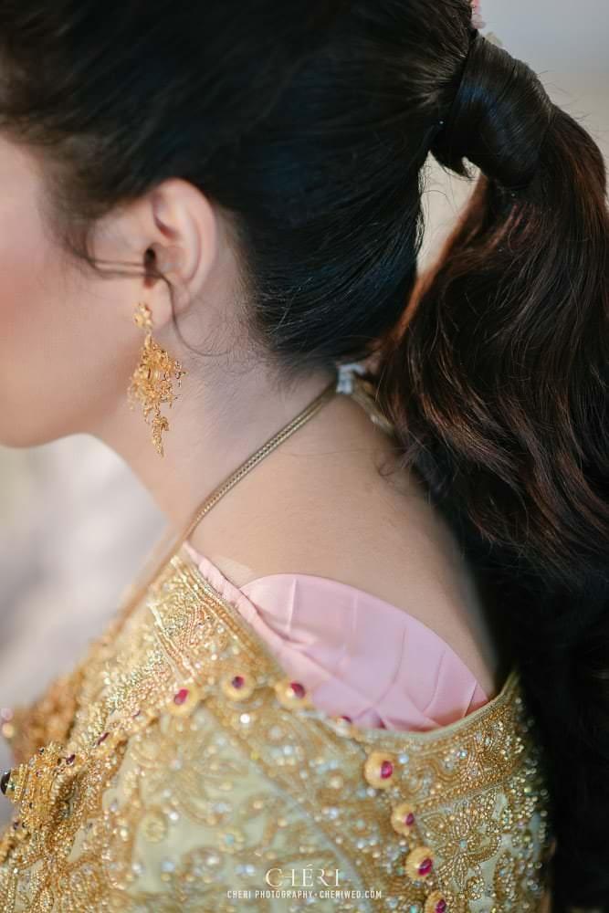 RuenPraKaiPetch thai wedding ceremony cheri weding 44 - รีวิว ภาพถ่ายผลงาน งานแต่งพิธีหมั้นแบบไทย สถานที่จัดงานแต่งงาน ริมทะเลสาบ เรือนประกายเพชร เรือนไทยสไตล์โคโลเนียล คุณสุนิธี และคุณนัฐวุฒิ