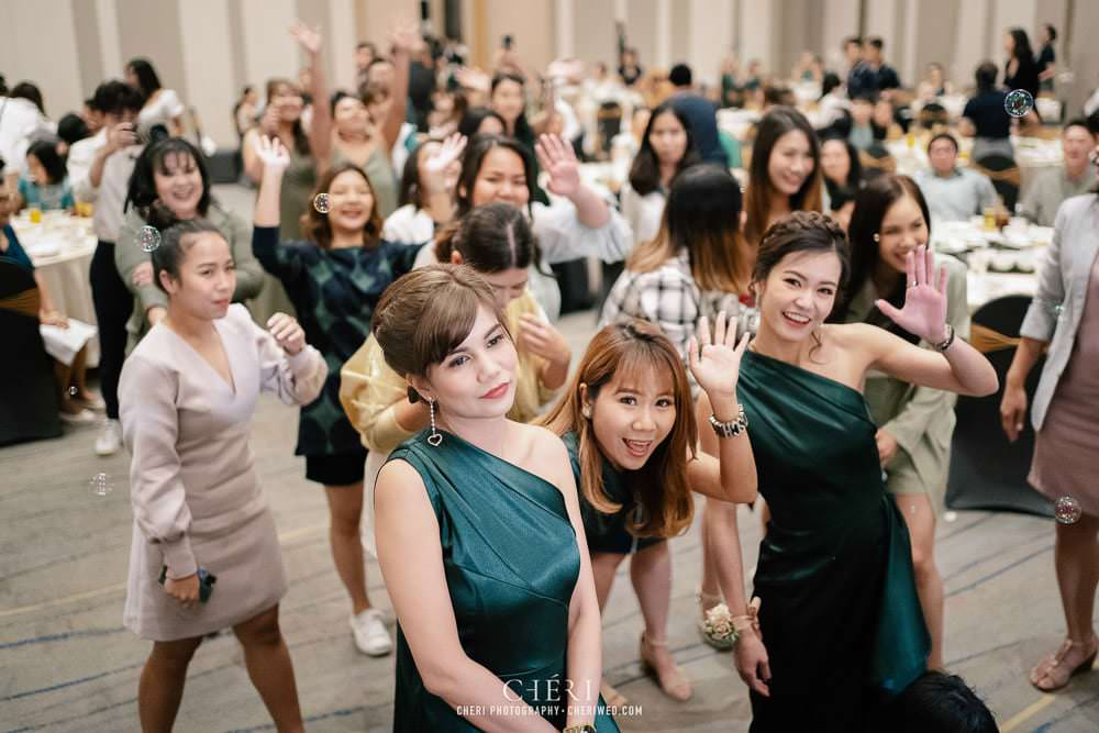 รีวิว งาน แต่งงาน งานเลี้ยงฉลองมงคลสมรส คุณขวัญ และคุณไอซ์ โรงแรมสวิสโซเทล กรุงเทพ รัชดา, Review Luxurious Wedding Reception at Swissotel Bangkok Ratchada, Kwan and Ice 181