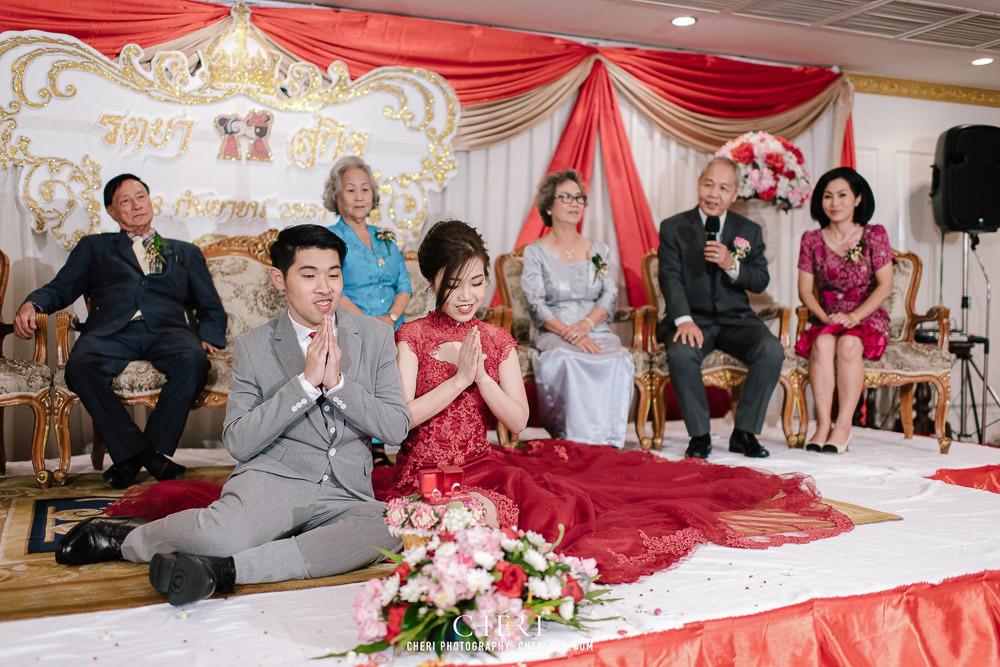 tawana bangkok hotel thai wedding ceremony 55