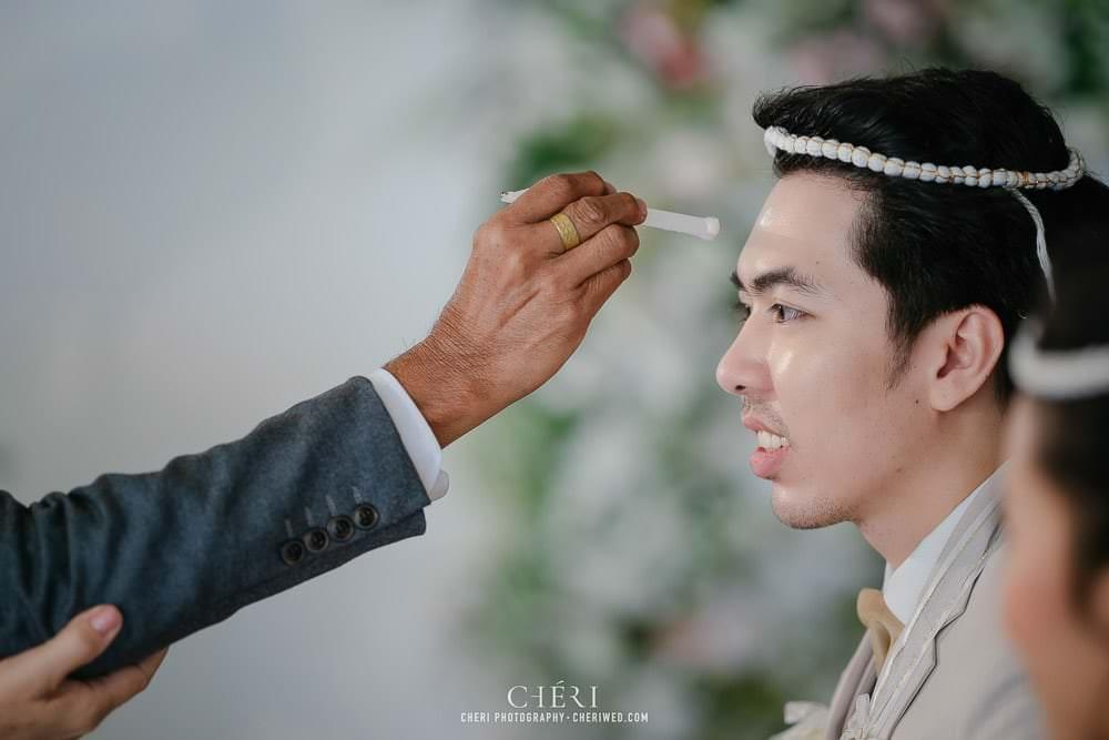 RuenPraKaiPetch thai wedding ceremony cheri weding 199 - รีวิว ภาพถ่ายผลงาน งานแต่งพิธีหมั้นแบบไทย สถานที่จัดงานแต่งงาน ริมทะเลสาบ เรือนประกายเพชร เรือนไทยสไตล์โคโลเนียล คุณสุนิธี และคุณนัฐวุฒิ