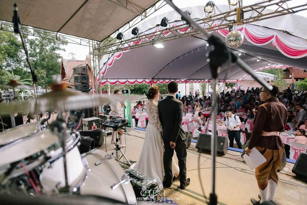 cheri wedding at home wedding reception thailand 71 - งานแต่งที่บ้าน งานแต่งงาน งานเลี้ยงฉลอง มงคลสมรส คุณนิว และคุณอู๋ จังหวัดสุราษฎร์ธานี