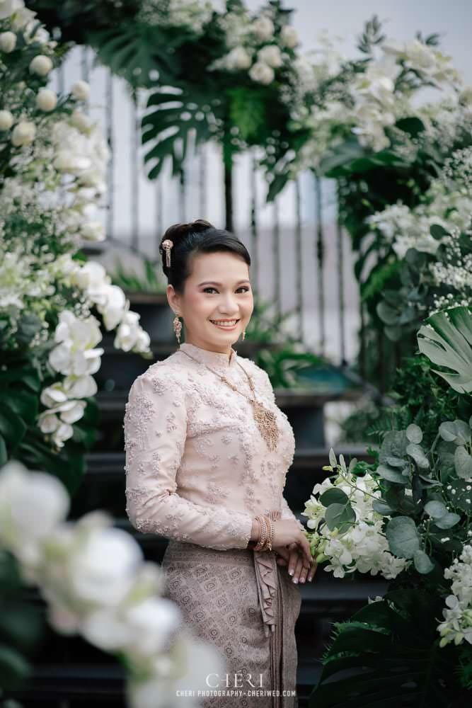 รวมภาพเจ้าสาวในชุดไทยจักรี ชุดไทยจักรพรรดิ 2020 - Beautiful Bride in Thai Traditional Wedding Dress 12