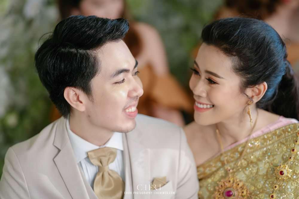RuenPraKaiPetch thai wedding ceremony cheri weding 187 - รีวิว ภาพถ่ายผลงาน งานแต่งพิธีหมั้นแบบไทย สถานที่จัดงานแต่งงาน ริมทะเลสาบ เรือนประกายเพชร เรือนไทยสไตล์โคโลเนียล คุณสุนิธี และคุณนัฐวุฒิ