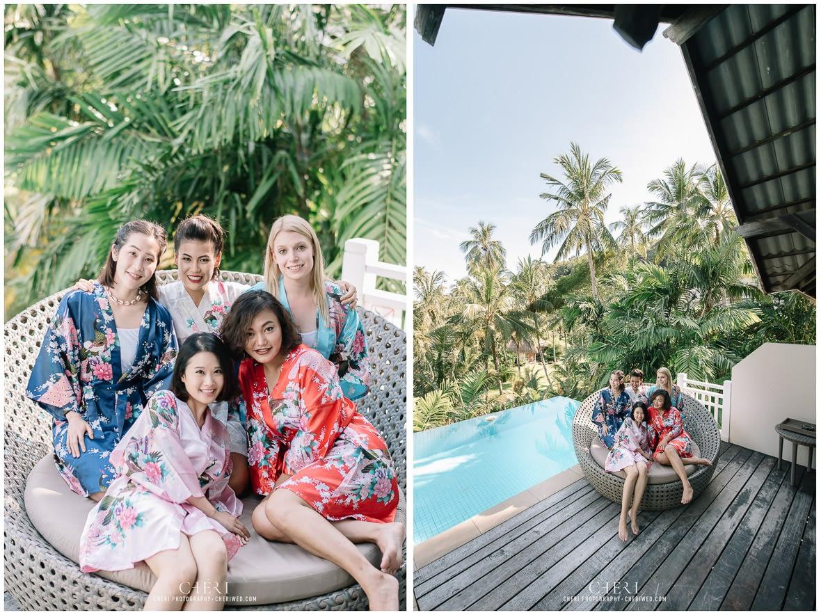 thailand beach western destination wedding cape panwa phuket 40 - Thailand Beach Western Destination Wedding at Cape Panwa Hotel Phuket, Nokweed and JB