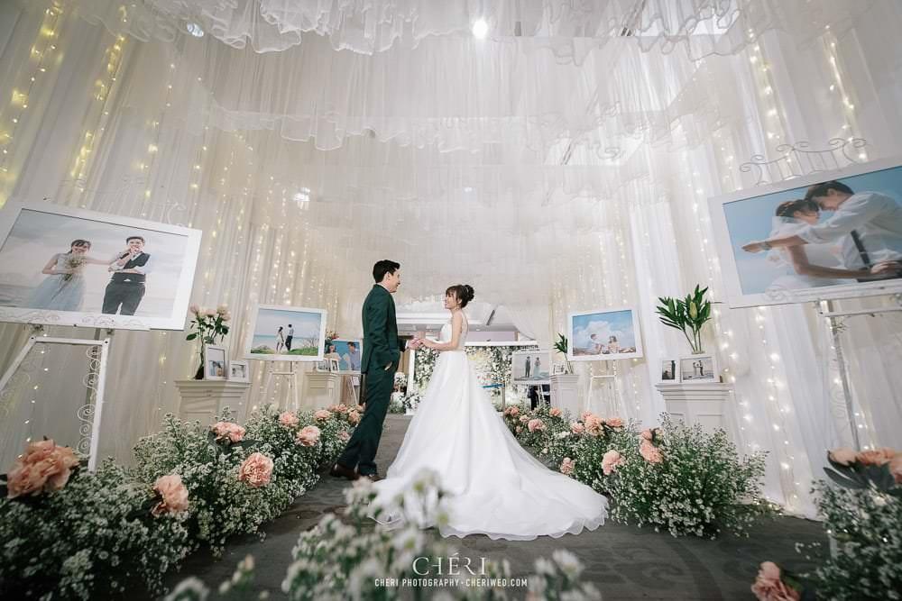 รีวิว งาน แต่งงาน งานเลี้ยงฉลองมงคลสมรส คุณขวัญ และคุณไอซ์ โรงแรมสวิสโซเทล กรุงเทพ รัชดา, Review Luxurious Wedding Reception at Swissotel Bangkok Ratchada, Kwan and Ice 236