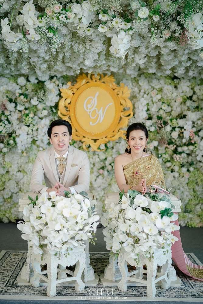 RuenPraKaiPetch thai wedding ceremony cheri weding 194 - รีวิว ภาพถ่ายผลงาน งานแต่งพิธีหมั้นแบบไทย สถานที่จัดงานแต่งงาน ริมทะเลสาบ เรือนประกายเพชร เรือนไทยสไตล์โคโลเนียล คุณสุนิธี และคุณนัฐวุฒิ
