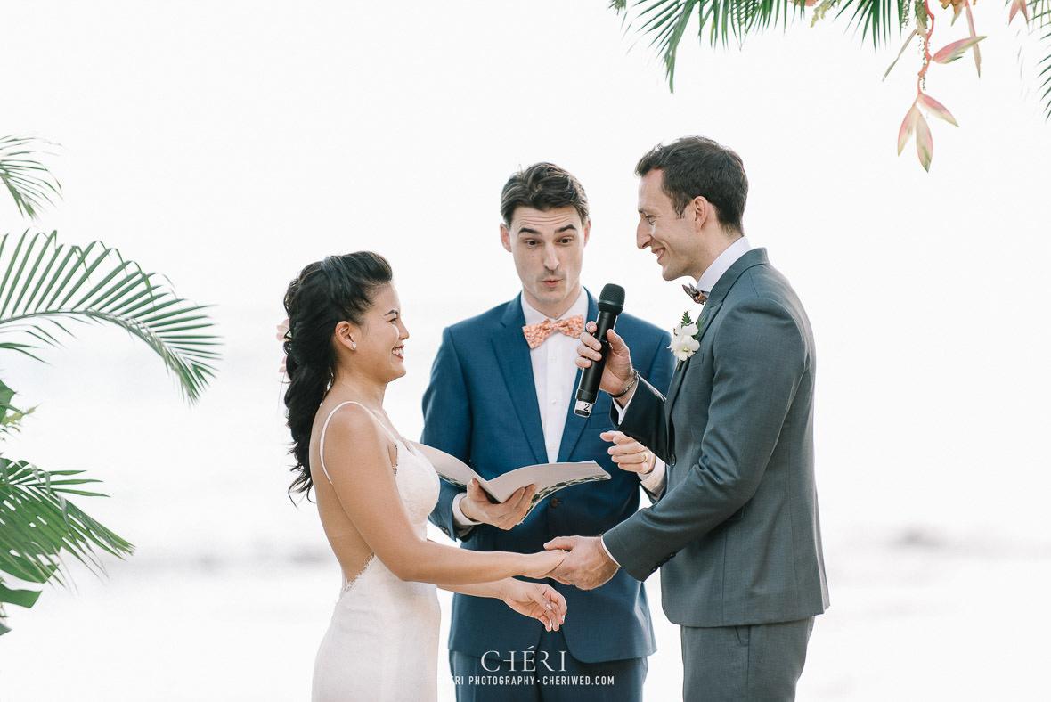 thailand destination beach western wedding photography cape panwa beach phuket 225 - Thailand Beach Western Destination Wedding at Cape Panwa Hotel Phuket, Nokweed and JB