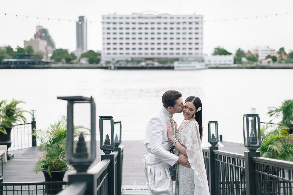 the siam hotel bangkok thailand wedding ceremony 88 - The Siam Hotel, Bangkok - Luxury Hotel on the Chao Phraya River - Glamorous Thai Wedding Ceremony of Katy and Suleyman
