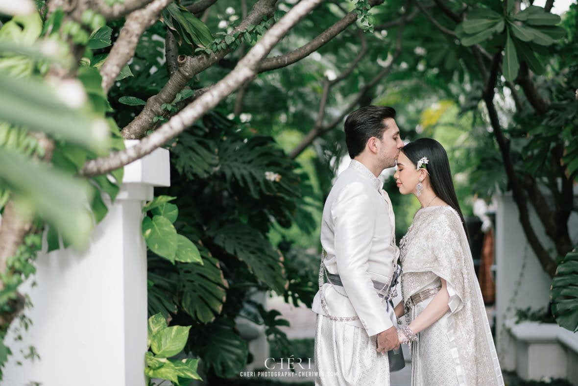 the siam hotel bangkok thailand wedding ceremony 79 - The Siam Hotel, Bangkok - Luxury Hotel on the Chao Phraya River - Glamorous Thai Wedding Ceremony of Katy and Suleyman