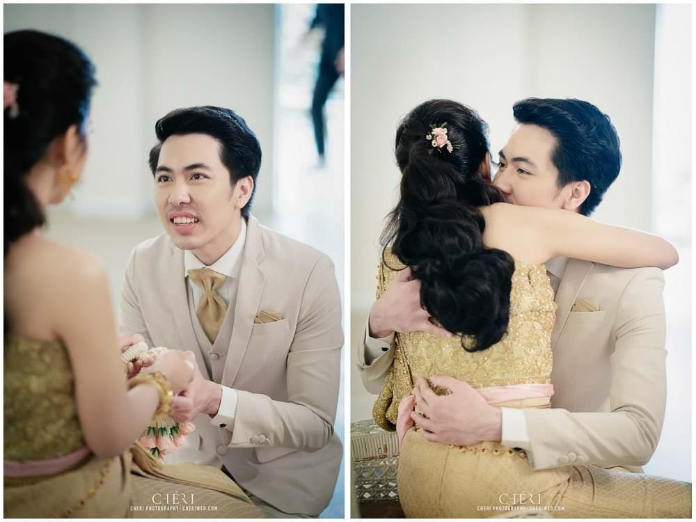 RuenPraKaiPetch thai wedding ceremony cheri weding 149 - รีวิว ภาพถ่ายผลงาน งานแต่งพิธีหมั้นแบบไทย สถานที่จัดงานแต่งงาน ริมทะเลสาบ เรือนประกายเพชร เรือนไทยสไตล์โคโลเนียล คุณสุนิธี และคุณนัฐวุฒิ