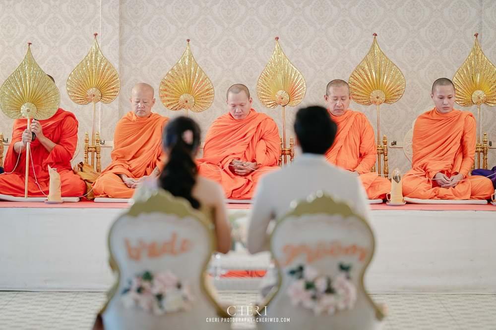 RuenPraKaiPetch thai wedding ceremony cheri weding 55 - รีวิว ภาพถ่ายผลงาน งานแต่งพิธีหมั้นแบบไทย สถานที่จัดงานแต่งงาน ริมทะเลสาบ เรือนประกายเพชร เรือนไทยสไตล์โคโลเนียล คุณสุนิธี และคุณนัฐวุฒิ