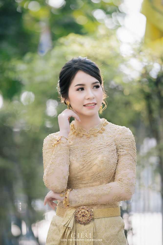 รวมภาพเจ้าสาวในชุดไทยจักรี ชุดไทยจักรพรรดิ 2020 - Beautiful Bride in Thai Traditional Wedding Dress 11