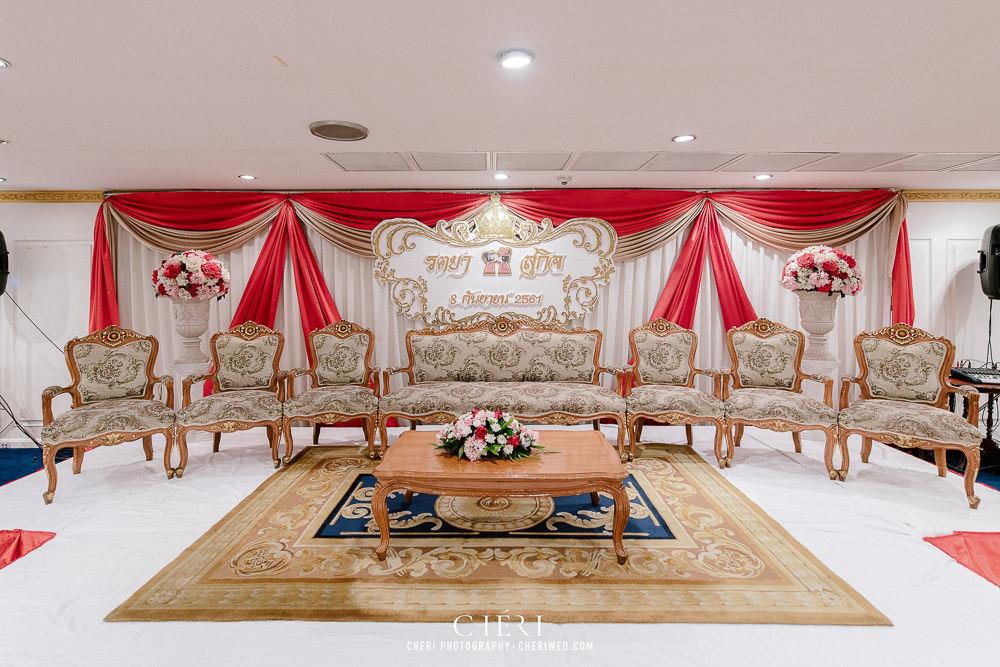 tawana bangkok hotel thai wedding ceremony 1