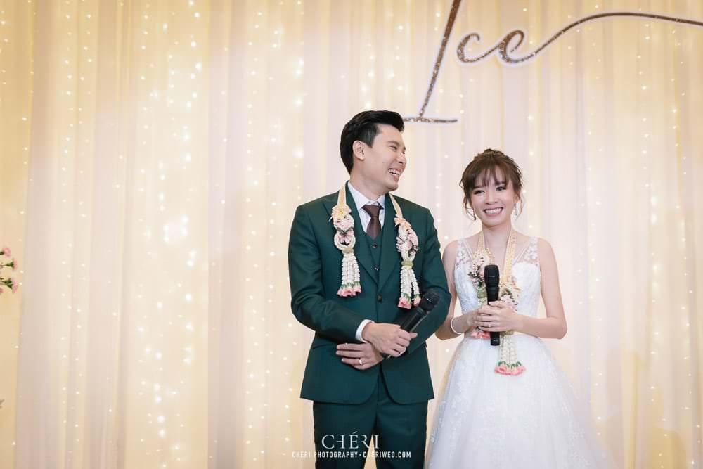 รีวิว งาน แต่งงาน งานเลี้ยงฉลองมงคลสมรส คุณขวัญ และคุณไอซ์ โรงแรมสวิสโซเทล กรุงเทพ รัชดา, Review Luxurious Wedding Reception at Swissotel Bangkok Ratchada, Kwan and Ice 135