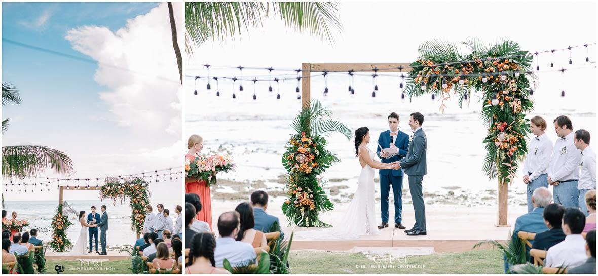 thailand destination beach western wedding photography cape panwa beach phuket 192 - Thailand Beach Western Destination Wedding at Cape Panwa Hotel Phuket, Nokweed and JB