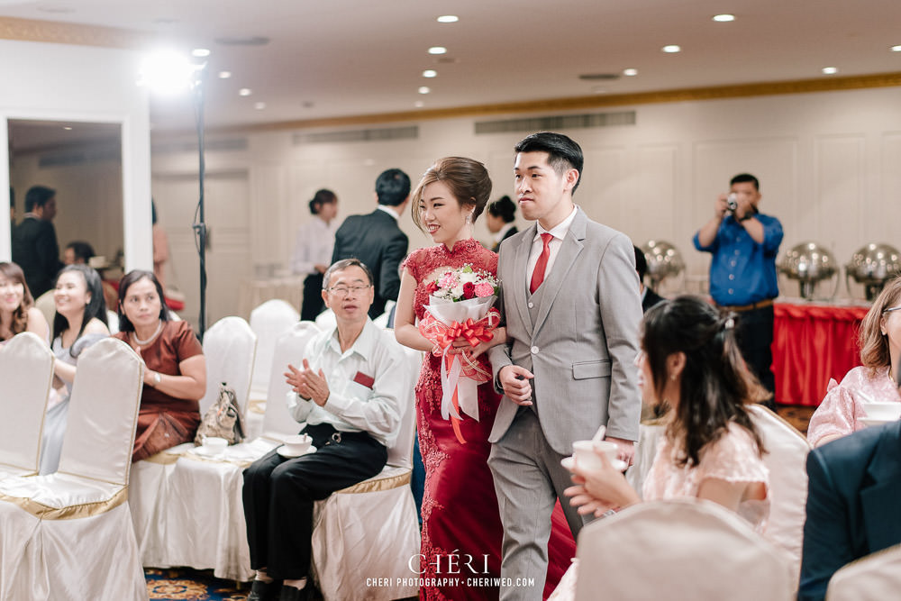 tawana bangkok hotel thai wedding ceremony 40