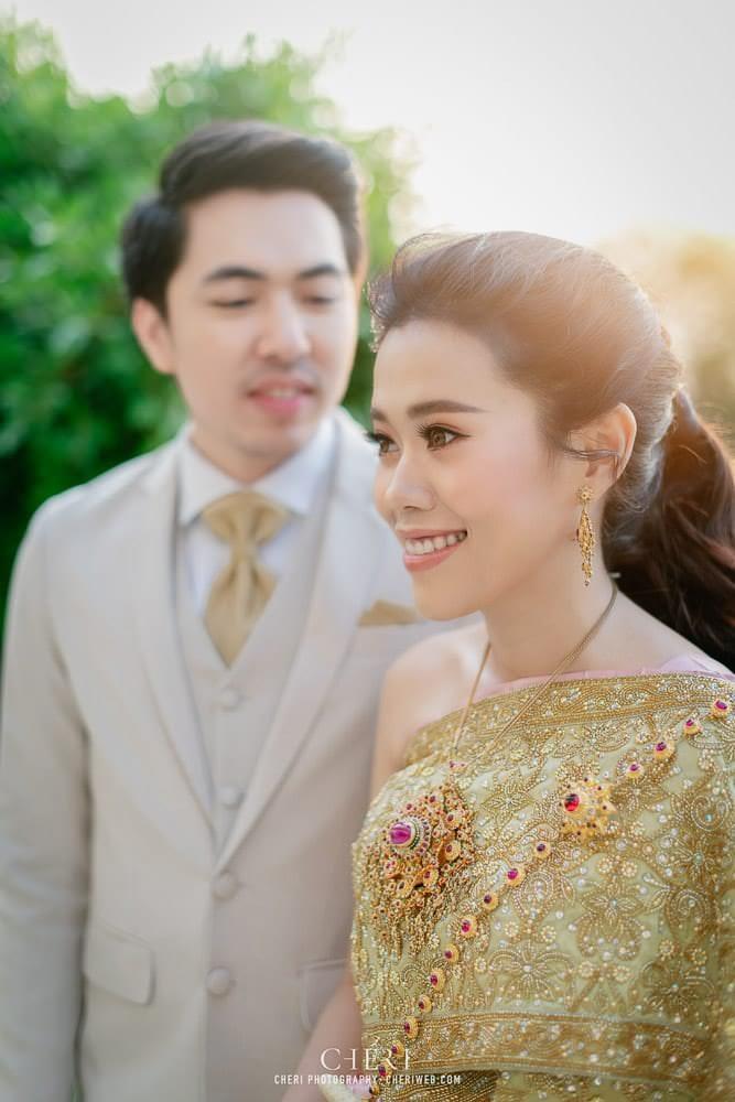RuenPraKaiPetch thai wedding ceremony cheri weding 35 - รีวิว ภาพถ่ายผลงาน งานแต่งพิธีหมั้นแบบไทย สถานที่จัดงานแต่งงาน ริมทะเลสาบ เรือนประกายเพชร เรือนไทยสไตล์โคโลเนียล คุณสุนิธี และคุณนัฐวุฒิ