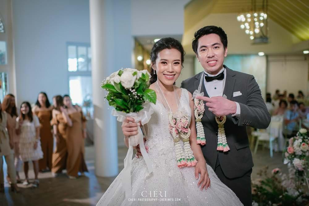 RuenPraKaiPetch wedding reception in bangkok cheri wedding 132 - งานฉลองมงคลสมรส แต่งงาน เรือนประกายเพชร เรือนไทยสไตล์โคโลเนียล คุณสุนิธี และคุณนัฐวุฒิ