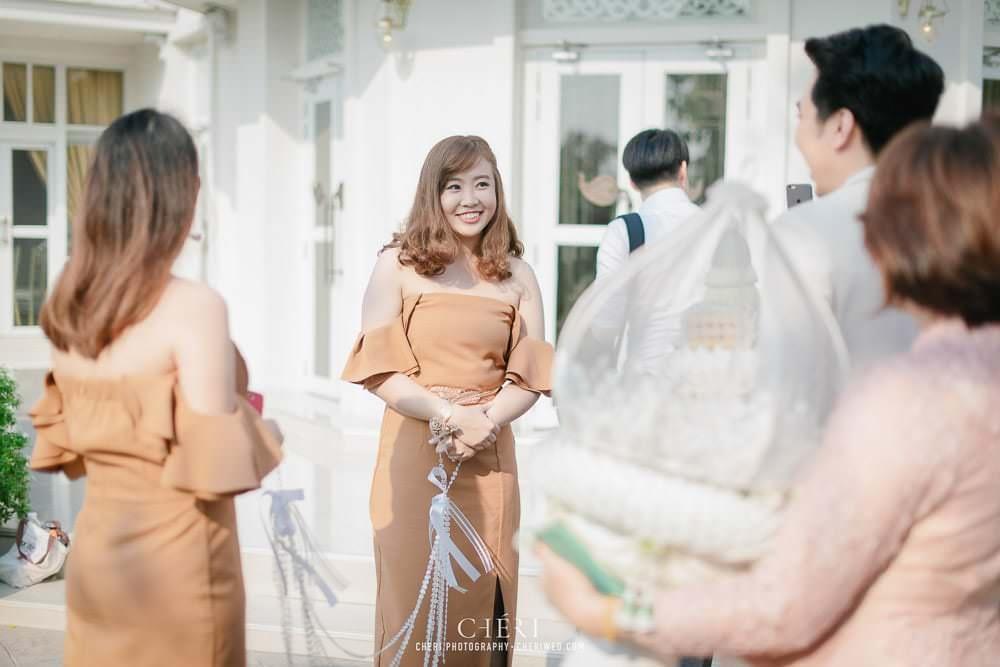 RuenPraKaiPetch thai wedding ceremony cheri weding 112 - รีวิว ภาพถ่ายผลงาน งานแต่งพิธีหมั้นแบบไทย สถานที่จัดงานแต่งงาน ริมทะเลสาบ เรือนประกายเพชร เรือนไทยสไตล์โคโลเนียล คุณสุนิธี และคุณนัฐวุฒิ