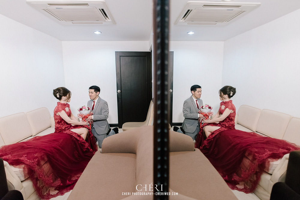 tawana bangkok hotel thai wedding ceremony 36