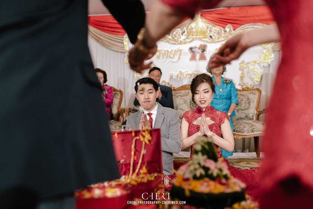tawana bangkok hotel thai wedding ceremony 51 - Tawana Bangkok Hotel Charming Thai Chinese Wedding Ceremony, Rattaya & Sukij
