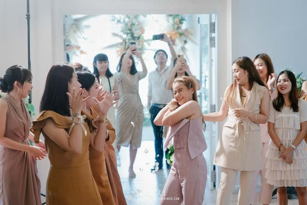 RuenPraKaiPetch wedding reception in bangkok cheri wedding 137 - งานฉลองมงคลสมรส แต่งงาน เรือนประกายเพชร เรือนไทยสไตล์โคโลเนียล คุณสุนิธี และคุณนัฐวุฒิ