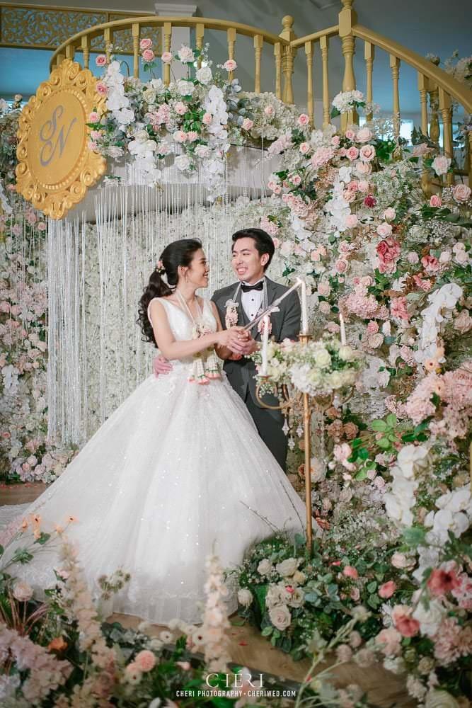 RuenPraKaiPetch wedding reception in bangkok cheri wedding 114 - งานฉลองมงคลสมรส แต่งงาน เรือนประกายเพชร เรือนไทยสไตล์โคโลเนียล คุณสุนิธี และคุณนัฐวุฒิ