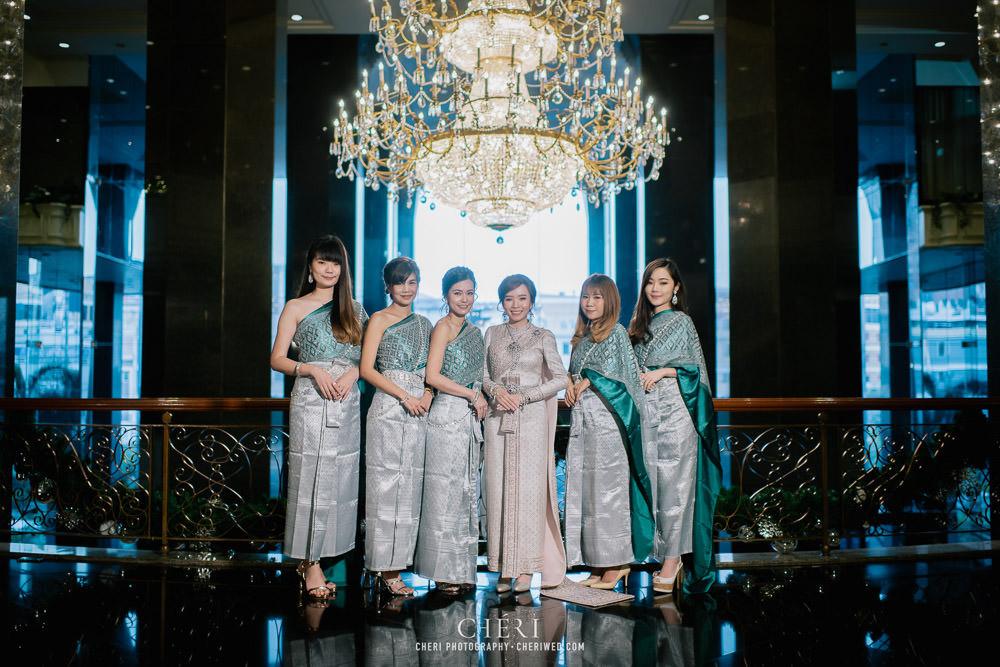 swissotel bangkok ratchada thai wedding ceremony 10