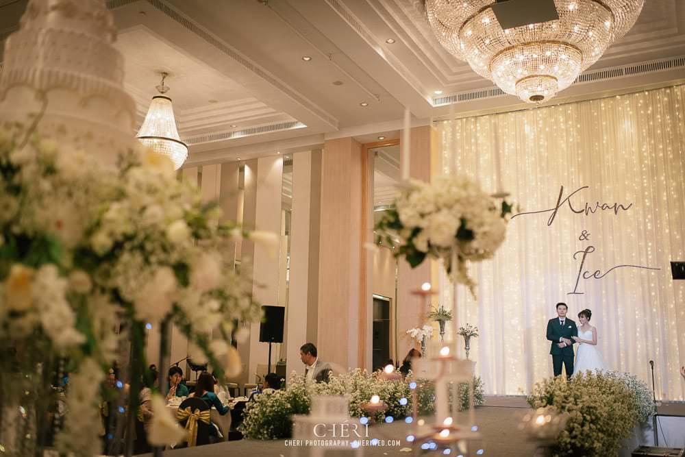 รีวิว งาน แต่งงาน งานเลี้ยงฉลองมงคลสมรส คุณขวัญ และคุณไอซ์ โรงแรมสวิสโซเทล กรุงเทพ รัชดา, Review Luxurious Wedding Reception at Swissotel Bangkok Ratchada, Kwan and Ice 118