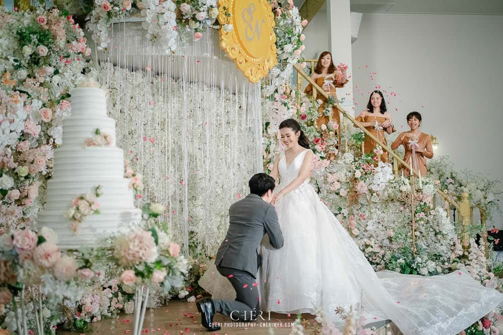 RuenPraKaiPetch wedding reception in bangkok cheri wedding 85 - งานฉลองมงคลสมรส แต่งงาน เรือนประกายเพชร เรือนไทยสไตล์โคโลเนียล คุณสุนิธี และคุณนัฐวุฒิ