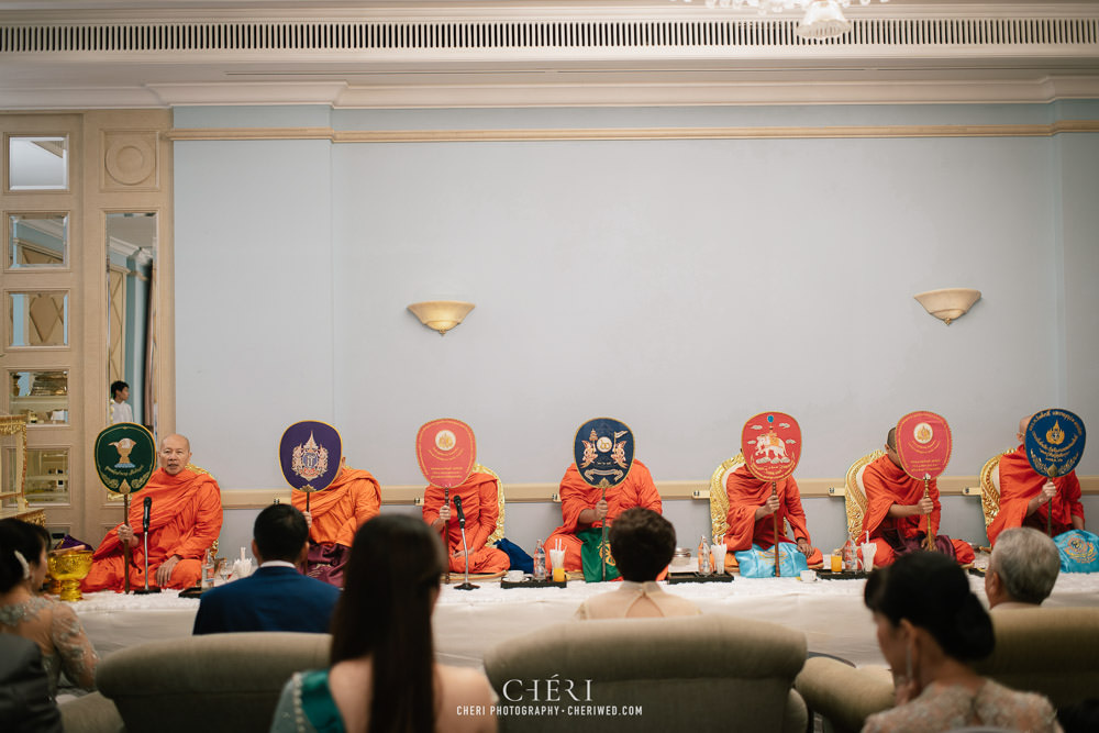 swissotel bangkok ratchada thai wedding ceremony 73