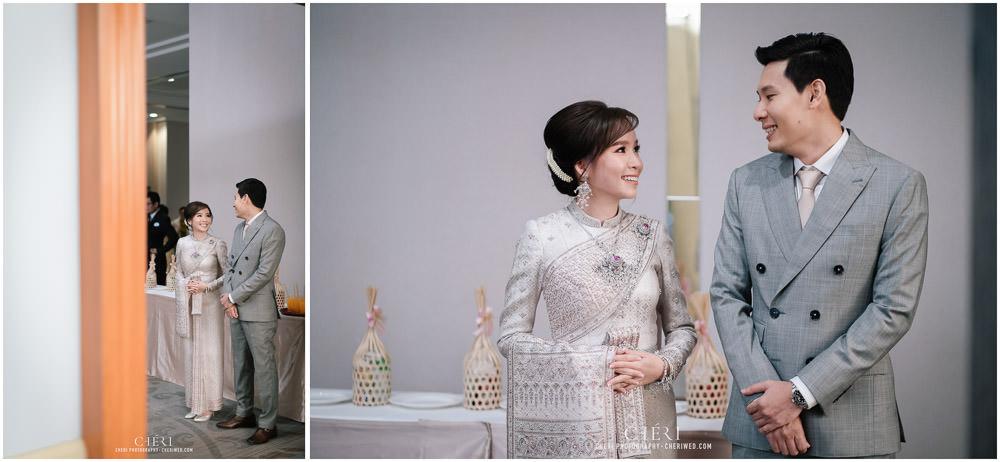 swissotel bangkok ratchada thai wedding ceremony 18