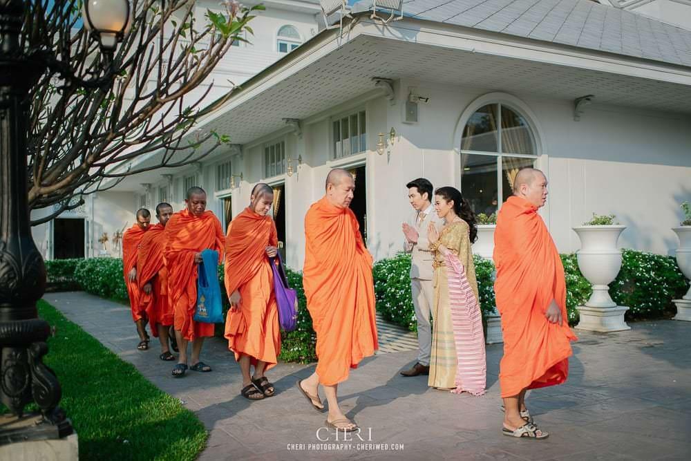 RuenPraKaiPetch thai wedding ceremony cheri weding 92 - รีวิว ภาพถ่ายผลงาน งานแต่งพิธีหมั้นแบบไทย สถานที่จัดงานแต่งงาน ริมทะเลสาบ เรือนประกายเพชร เรือนไทยสไตล์โคโลเนียล คุณสุนิธี และคุณนัฐวุฒิ