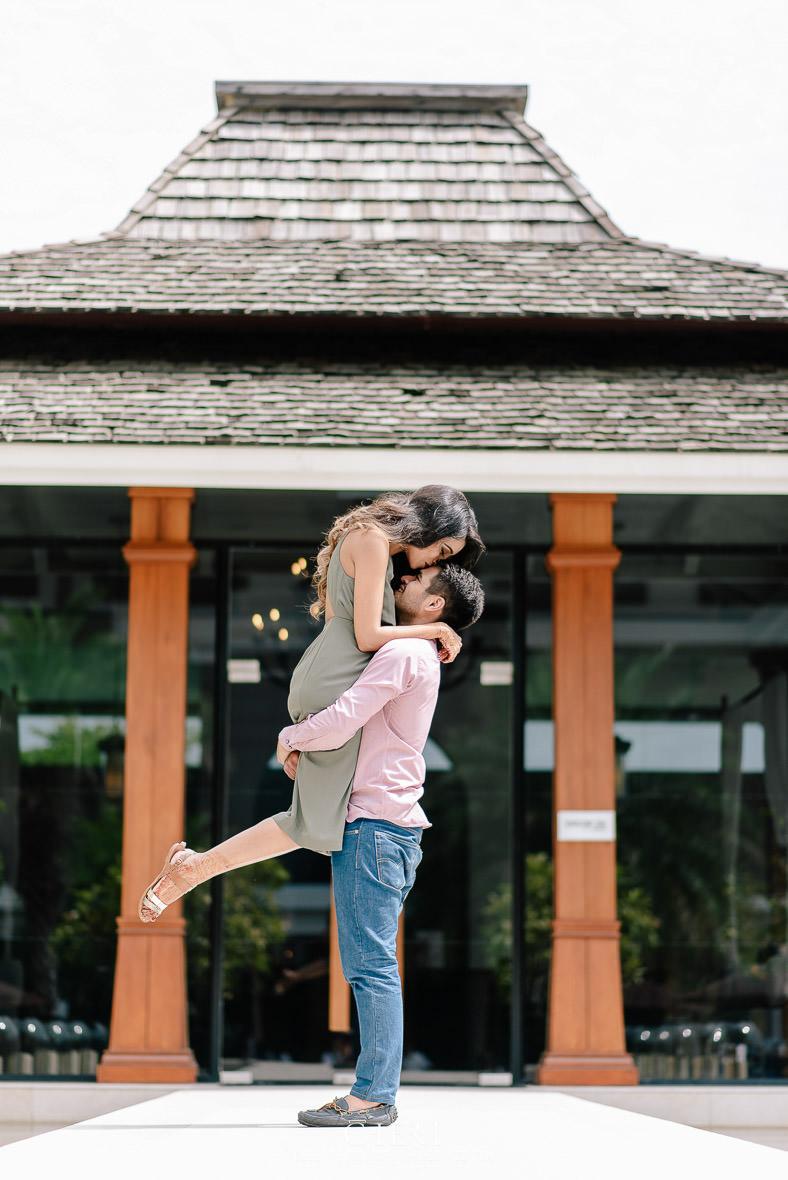 le meridien suvarnabhumi bangkok indian engagements photos pre wedding ayesha 29