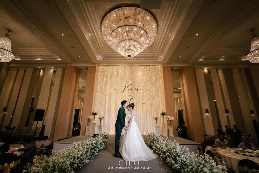 review luxurious wedding reception at swissotel bangkok ratchada 202 - รีวิว งาน แต่งงาน งานเลี้ยงฉลองมงคลสมรส คุณขวัญ และคุณไอซ์ โรงแรมสวิสโซเทล กรุงเทพ รัชดา, Review Luxurious Wedding Reception at Swissotel Bangkok Ratchada, Kwan and Ice